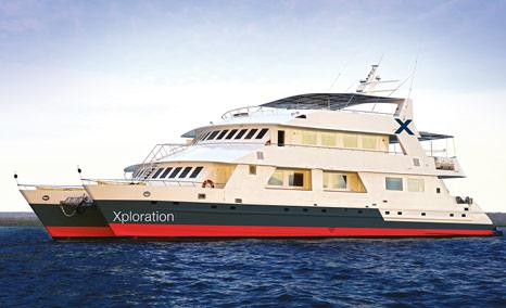 Celebrity Xploration Catamaran - Galapagos Luxury Cruises