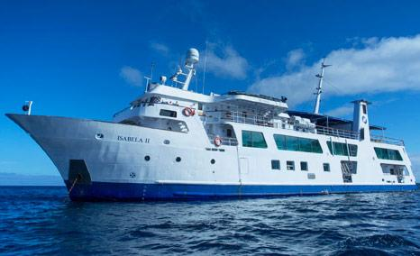 Isabela II Cruise Ship - Galapagos Luxury Cruises