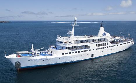 Galapagos Legend Cruise Ship - Galapagos Luxury Cruises